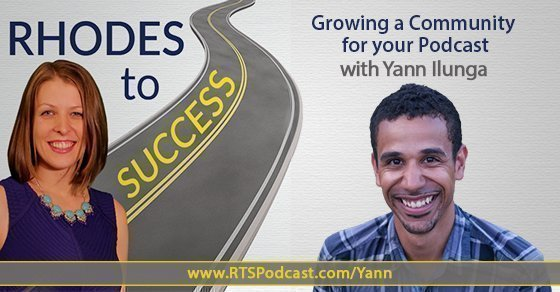 Growing a Community for your Podcast with Yann Ilunga