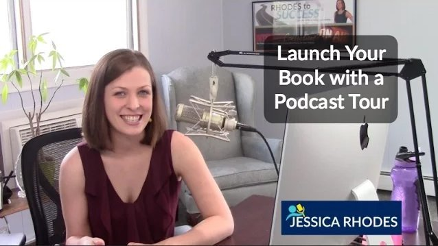 Launch Your Book with a Podcast Tour
