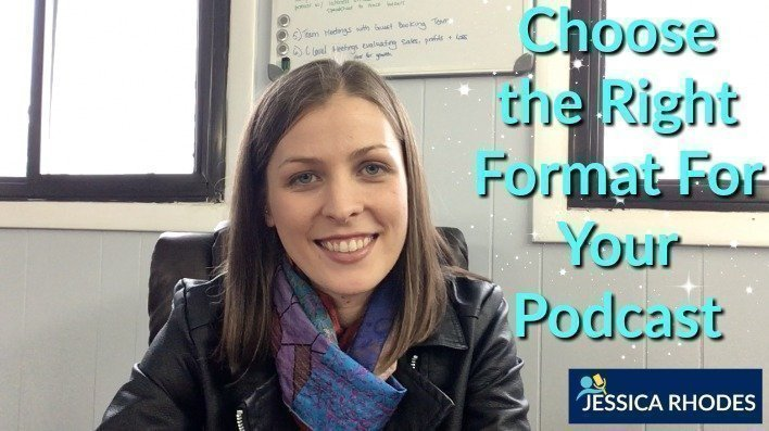 Choose the Right Format For Your Podcast
