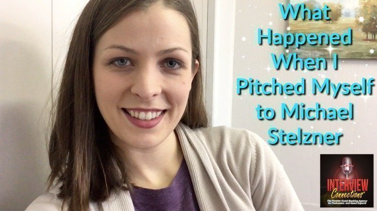 What Happened When I Pitched Myself to Michael Stelzner