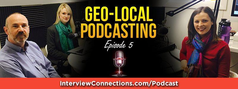 IC005: Geo-Local Podcasting