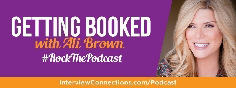 IC009: Getting Booked with Ali Brown