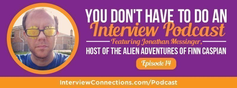 IC014: You Don't Have To Do An Interview Podcast