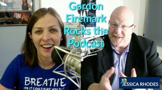 Gordon Firemark Rocks the Podcast