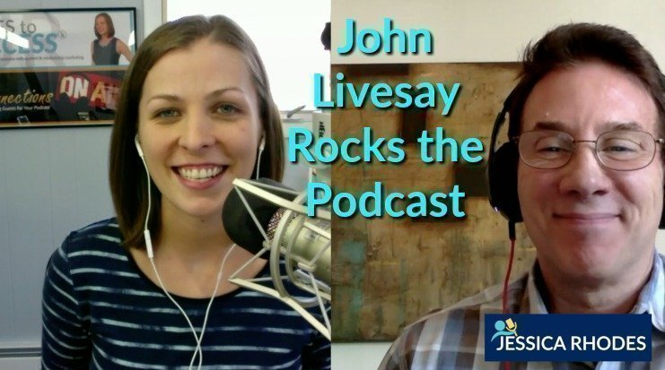 John Livesay Rocks the Podcast