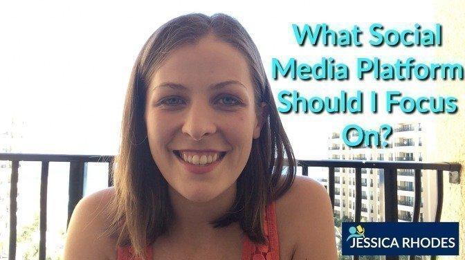 What Social Media Platform Should I Focus On?