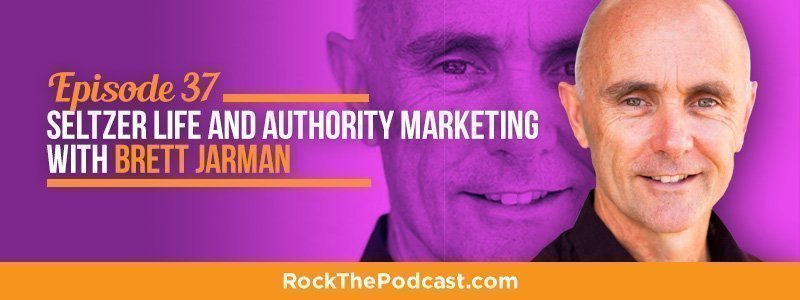 IC037: Seltzer Life and Authority Marketing with Brett Jarman