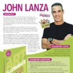 John Lanza's Podcast One Sheet