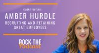 Recruiting and Retaining Great Employees with Amber Hurdle