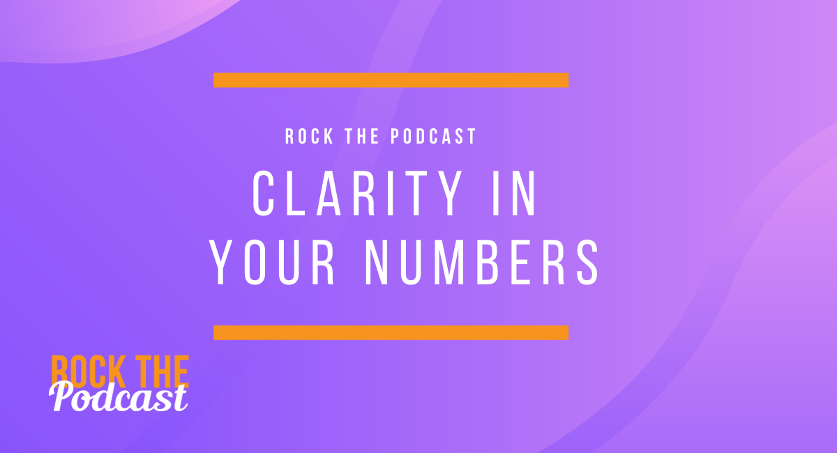 Clarity in Your Numbers