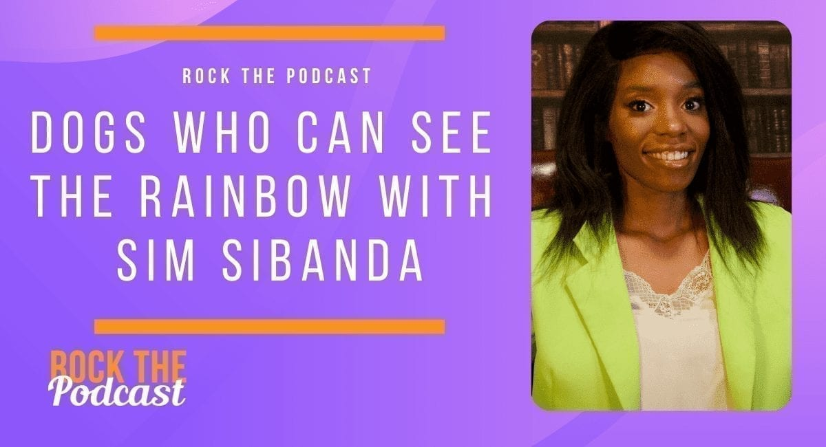 Dogs Who Can See The Rainbow with Sim Sibanda