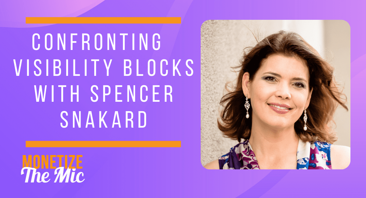 Confronting Visibility Blocks with Spencer Snakard